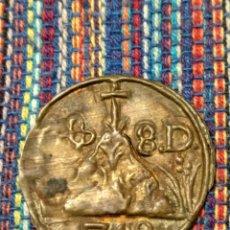 Monedas de España: PELLOFA DE OLOT GIRONA GERONA VALOR: 6 SOUS 8 DINEROS. Lote 222435718