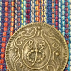 Monedas de España: PELLOFA DE OLOT GIRONA GERONA VALOR: 8 SOUS. Lote 222435867