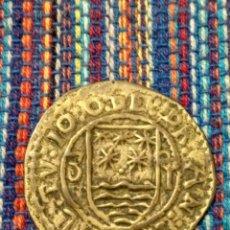 Monedas de España: PELLOFA DE OLOT GIRONA GERONA VALOR: 3 SOUS. Lote 222436261