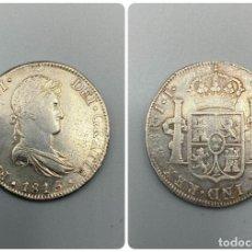Monedas de España: MONEDA. FERNANDO VII. 8 REALES. MEXICO. 1815. PLATA. VER FOTOS. Lote 222530712
