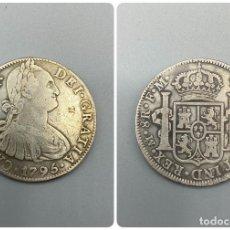 Monedas de España: MONEDA. CARLOS IIII. 8 REALES. MEXICO. 1795. PLATA. VER FOTOS. Lote 222532895