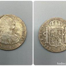 Monedas de España: MONEDA. CARLOS IIII. 8 REALES. POTOSI. 1808. PLATA. VER FOTOS. Lote 222532988