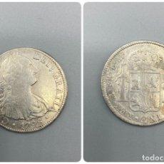 Monedas de España: MONEDA. CARLOS IIII. 8 REALES. MEXICO. 1798. PLATA. VER FOTOS. Lote 222533286