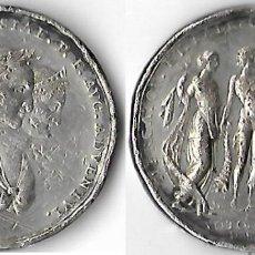 Monedas de España: CARLOS IV. MEDALLA DE LA VISITA DE CARLOS IV Y Mª LUISA A BARCELONA.- AÑO 1802. Lote 222586637