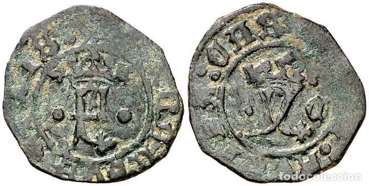 REYES CATÓLICOS. CUENCA. 1 BLANCA. (AC. 28). 0,88 G. EBC- (Numismática - España Modernas y Contemporáneas - De Reyes Católicos (1.474) a Fernando VII (1.833))