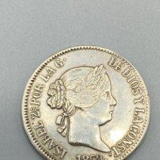 Monedas de España: MONEDA. ISABEL II. MADRID. 10 REALES. VER FOTOS. Lote 243914815