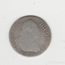 Monedas de España: CARLOS IV/IIII- 2 REALES- 1808. Lote 223684278