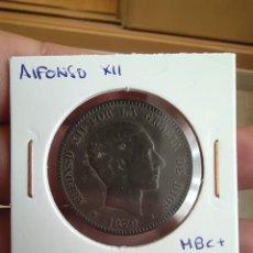 Monedas de España: 10 CÉNTIMOS ALFONSO XII 1879 MBC+. Lote 223715343