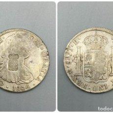 Monedas de España: MONEDA. CARLOS IIII. 8 REALES. MEXICO. 1806. CON RESELLO DE PORTUGAL. VER FOTOS. Lote 224024762