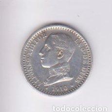 Monedas de España: MONEDAS - ALFONSO XIII - 50 CÉNTIMOS 1910 - 1-0 P.C.-V - (EBC). Lote 224027721