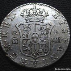 Monedas de España: 4 REALES 1794 MADRID M.F. CARLOS IV. Lote 224194942