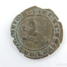 Monedas de España: ANTIGUA MONEDA PROBABLEMENTE MARAVEDIS. Lote 224584126