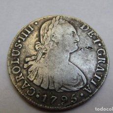 Monedas de España: REAL DE A 8 CARLOS IIII 1795. Lote 224635205