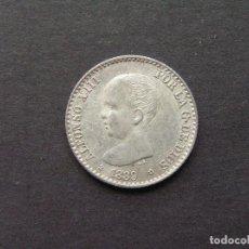 Monedas de España: ALFONSO XIII - 50 CENTIMOS 1889 (8-9). Lote 224731251