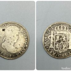 Monedas de España: MONEDA. LIMA. FERNANDO VII. 4 REALES. 1821. VER FOTOS. Lote 224829326