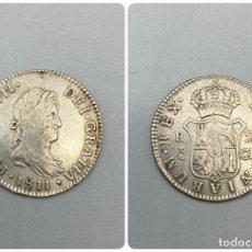 Monedas de España: MONEDA. FERNANDO VII. 2 REALES. 1811. CADIZ. VER FOTOS. Lote 224829482