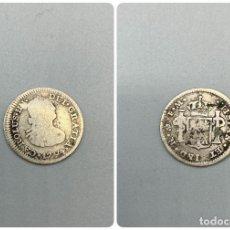 Monedas de España: MONEDA. MEXICO. CARLOS IIII. 1/2 REAL. 1794. VER FOTOS. Lote 224836220