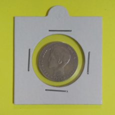Monedas de España: MONEDA DE 1 PESETA 1900 ALFONSO XIII PLATA 835 MILESIMAS. Lote 225231510