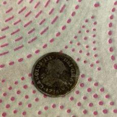 Monedas de España: MONEDA CARLOS III 2 REALES DE PLATA 1785 SANTIAGO DA MONEDA PLATA ESPAÑA. Lote 225397650