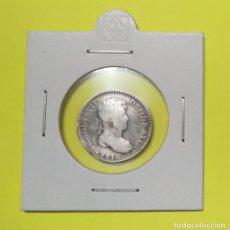 Monedas de España: ANTIGUA MONEDA DE ESPAÑA - PERÚ 1REAL 1816 PLATA 896. Lote 225584685