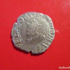 Monedas de España: CARLOS I. 1/2 CARLOS DE PLATA. BESANÇON 1548. Lote 225607320