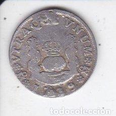 Monedas de España: MONEDA COLUMNARIO DE 1 REAL DE PLATA DEL AÑO 1739 DE FELIPE V - MEXICO. Lote 226462035