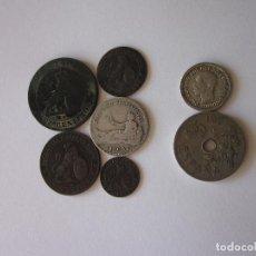Monedas de España: CENTENARIO PRIMERAS Y ÚLTIMAS ACUÑACIONES. 7. 2 DE PLATA.. Lote 226581950