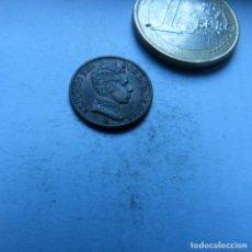 Monedas de España: MONEDA DE COBRE DE UN CENTIMO DE ALFONSO XIII AÑO 1906 *6 SL V SIN CIRCULAR. Lote 226617600