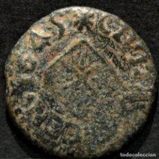 Monedas de España: DINERO DE VIC 1645 BARCELONA GUERRA SEGADORS FELIPE IV. Lote 226641560