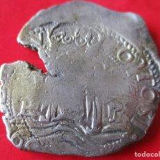 Monedas de España: FELIPE IV. 8 REALES DE PLATA. MACUQUINA 1660 POTOSI. #MN. Lote 226788030