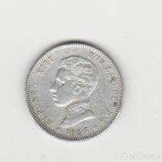 Monedas de España: ALFONSO XIII- 2 PESETAS- 1905*19----SMV. Lote 226905719