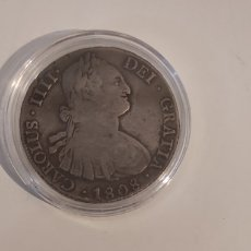 Monedas de España: 8 REALES CARLOS IV 1808 POTOSI. Lote 227191885