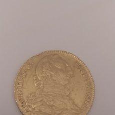 Monedas de España: MONEDA DE 4 ESCUDOS DE ORO 1775. Lote 227777205