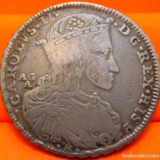 Monedas de España: ESPAÑA, IMP. ESPAÑOL EN ITALIA, 50 GRANAS,1689. CARLOS II. PLATA. (268). Lote 228345735