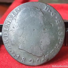 Monedas de España: FERNANDO VII SEGOVIA 8 MARAVEDIS 1820. Lote 228877895