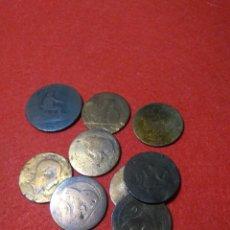 Monedas de España: MONEDAS ESPAÑOLAS ,ISABELINAS GOBIERNO PROVISIOSAL ,ALFONSO XII. Lote 229323765