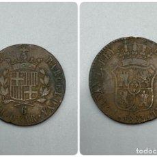 Monedas de España: MONEDA. BARCELONA. FERNANDO VII. 6 CUARTOS. 1823. VER. Lote 229496605