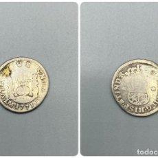 Monedas de España: MONEDA. LIMA. CARLOS III. 1/2 REAL - MEDIO REAL. 1771. VER. Lote 229500010
