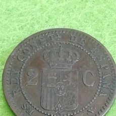 Moedas de Espanha: 2 CÉNTIMOS DE 1904 ESTRELLA 04. ALFONSOXIII SIN CIRCULAR. MADRID SM/V. Lote 229975170