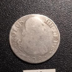 Monedas de España: ESPAÑA 2 REALES 1808 MADRID. Lote 230916820