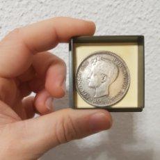 Monedas de España: 5 PESETAS PLATA ALFONSO XIII 1898. Lote 231883980
