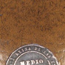 Monedas de España: MEDIO REAL 1848. Lote 232918735
