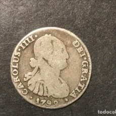 Monedas de España: MONEDA ESPAÑA 1 REAL DE 1792 PR POTOSÍ CARLOS IV. Lote 234821615