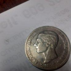 Monedas de España: 5 PESETAS ALFONSO XII EMM 1879. Lote 234936495
