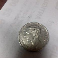 Monedas de España: 5 PESETAS ALFONSO XII 1877 DEM. Lote 234939680