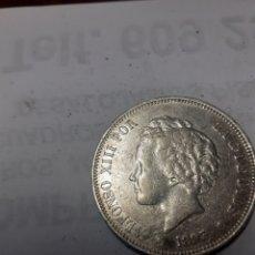 Monedas de España: 5 PESETAS ALFONSO XIII 1895 PGL. Lote 234943240