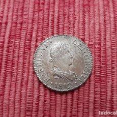 Monedas de España: FERNANDO VII, 2 REALES 1812, CADIZ. RARA EN ESTE ESTADO.. Lote 234972985