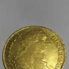 Monedas de España: MONEDA ORO 8 ESCUDOS POPAYÁN. Lote 235008265