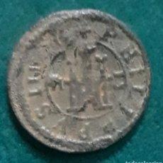 Monedas de España: MONEDA FELIPE III 2 MARAVEDIS SEGOVIA ACUEDUCTO 1603. Lote 235301220