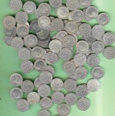 Monedas de España: ESPAÑA. 100 MONEDAS DE 10 CENTIMOS 1959. ALUMINIO. Lote 235360585
